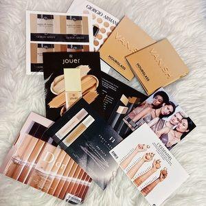 🆕 High End Luxury Sephora Foundation Samples 💋